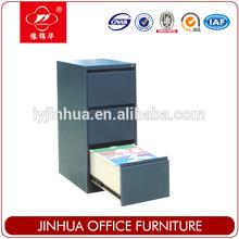 Office Furniture 3 drawer metal file cabinet