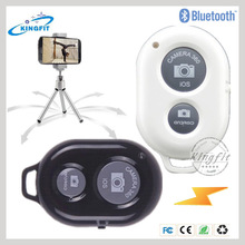 Six color choice support ios and android smart bluetooth camera 360 remote shutter