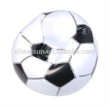 New Design Pvc Inflatable Football Sofa