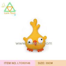 New Design Plush Yellow Chick Toys