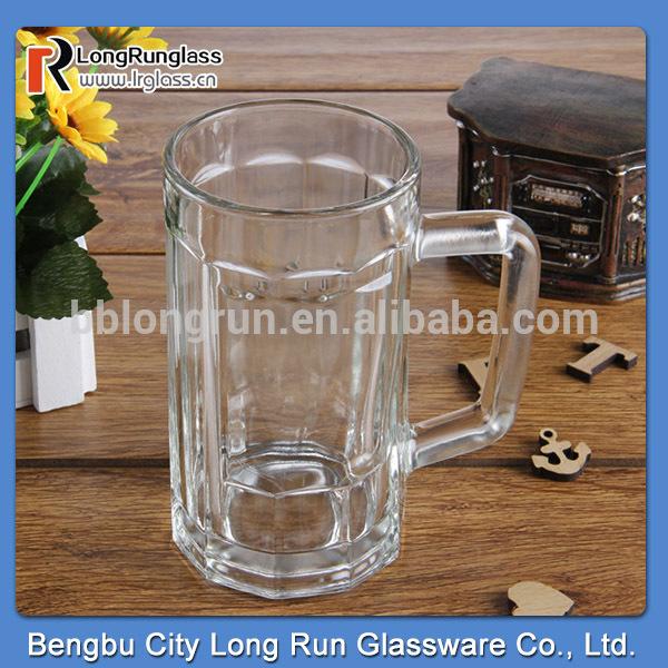 Longrun Duff beer caneca bebendo de vidro de vidro marca de internacional de cerveja cerveja canecas atacado