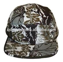 100% cotton man hat,camo baseball hat