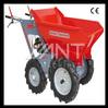 hot sale in Germany.power barrow, garden truck.mini loade.mini tractors.mini dumper.wheel barrow.wheel /chain driven