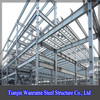 Environment-frendly pre engineering steel structure building