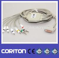 10 Leadwires schiller EKG/ECG cable