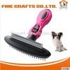 Finepet Dog Deshedding Comb Dog Trimmer