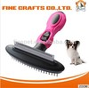 Finepet Dog Deshedding Comb Dog Trimmer