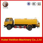 Multifunctional Dongfeng 16000L stainless steel water tank truck