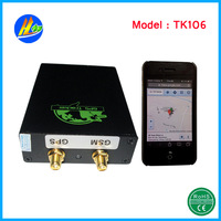 gps vehicle tracker tk106 with portable GPS tracking google map system NR002