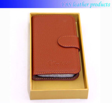 Promotional leather mobile phone cover,phone accessory Crystal protective perfume bottles cover case
