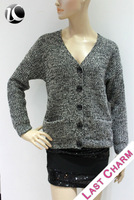 LAST CHARM top fashion ramie and cotton sweaters