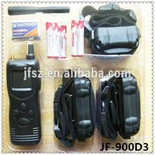 New!!! 100L LCD Shock/ vibra remote pet dog training collar 1000M JF-900D3