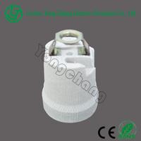 porcelain electrical holder e27 lamp bracket