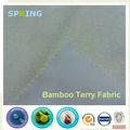 de bambú de terry toalla de tela transpirable a prueba de agua de tela para bebé cojín