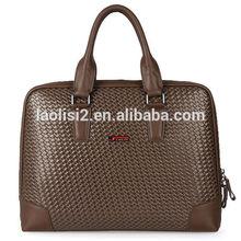 Leather Men Handbag Authentic Designer /Messenger handbag Casual High Quality
