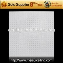 Top sell gypsum patterned security mesh waterproof drywall