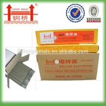 4.0mm j421 j422 rutile type aws e6013 welding rod china