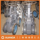 Xuanda brass flanged gate valve with iron wheel DN300 12 INCH