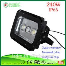 Green energy hot sell UL 240w 220V Good Price High Luminance die cast alumunum Stadium &Industrial Used Induction flood Light