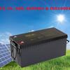 Good Quality Solar Panel Battery Solar Battery Bank Solar Gel Battery 12V 210Ah