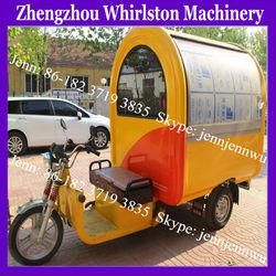 electric mini van for sale/coffee car/ice cream food cart for sale 2014