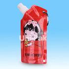 Custom water plastic bag BPA FREE