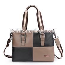 2014 Lastest And Hot Sale Fashion Genuine Leather Men's Handbag