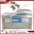 Machine de conditionnement de légumes, machine d'emballage de ciment, snacks machine d'emballage