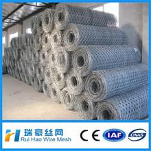 Factory!!!!!!!!!!!!!!!!! KANGLIN Good Tensile Strength Hexagonal mesh/gabion baskets for preventing flood