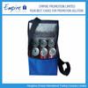 Fashionable Hot Sale Promotional 6 Bottle Cooler Bag
