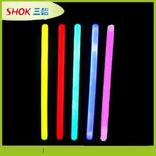 Good quality Promotion Item battery light up foam sticks,led sticks