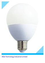 Long life span wide angle 12v led bulb candle