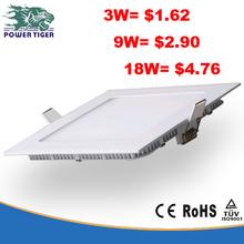 hot sale super thin smd 2835 led disco panel equalizer