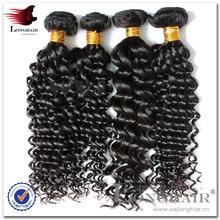 Raw unprocessed brazilian hair piece wholesale