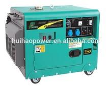 5KVA Silent Diesel Welding Generator