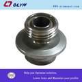 Oem sola esfera abajo/junta de dilatación de acero inoxidable flexiable bastidor de inversión