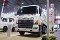 25 toneladas camión volquete HINO 6 x 4 volquete