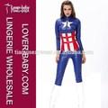 alta pescoço catsuit traje do superman baratos china lingerie atacado