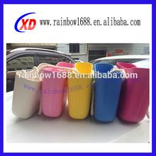 Bright color silicone beach bag