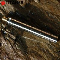high quality titanium canes for self defense
