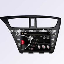 8inch In Car DVD GPS Fit For Honda 2014 left drving