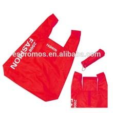 2014 Custom Printed Reusable Foldable Shopping Bag/Foldable shopping bags / tote bags