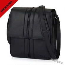 leather mem bags fashion bags Designer brand men messenger bag