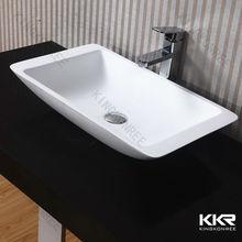 Molds and Arts Hand Wash Basin Solid Surface Bathroom Basin Vanity Top