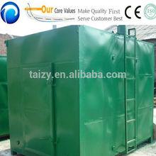 advanced carbonization furnace/stove/boiler