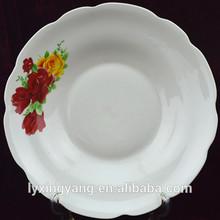 insulated wedding dinner plate,deep dinner plates