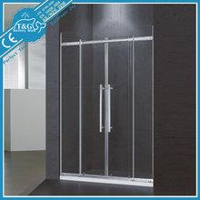 Best beauty choice folding door shower enclosure