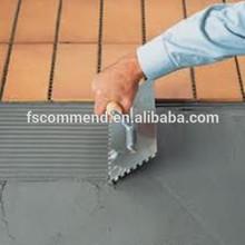 25kg gray color ceramic tile mastic adhesive