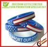 Promotional Cheap Custom Silicone Wristband
