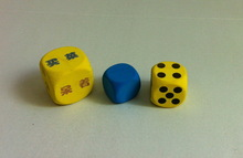 Quality new products golf dice game